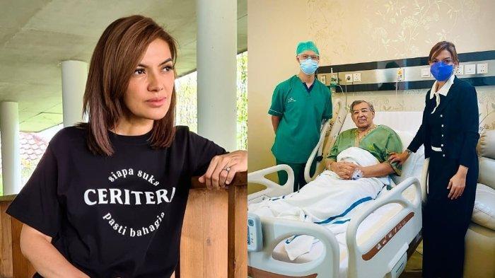 Quraish Shihab Boleh Pulang setelah Dipasangi Alat Pacu Jantung, Najwa Haru: Banyak Cinta untuk Abi