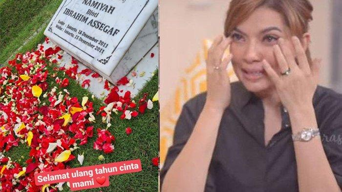 KENANG Duka 9 Tahun Lalu, Najwa Shihab Ziarah ke Makam Putrinya yang Wafat Usia 1 Hari: Cinta Mami