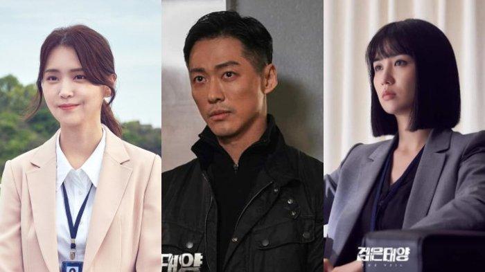 Profil Lengkap Pemeran Utama Drama Korea The Veil, Namgoong Min, Park Ha Sun, dan Kim Ji Eun