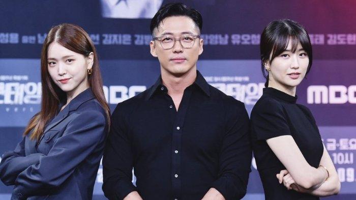 Pemain drama Korea The Veil