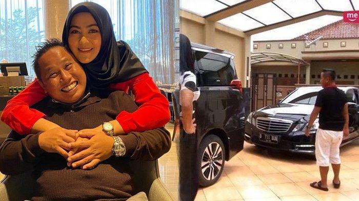 JARANG Tampil di TV, Lihat Mewahnya Rumah Narji, Garasi 18 Mobil Hingga Taman Belakang yang Luas