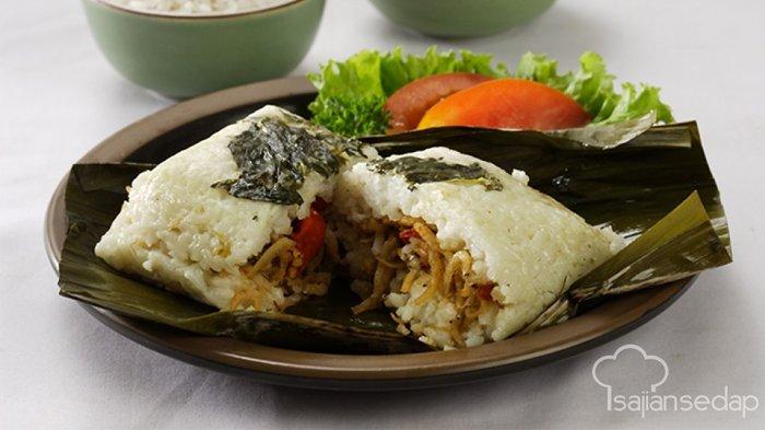 5 RESEP Memasak Nasi Bakar Spesial yang Enak di Rumah: Teri Petai, Ayam hingga Nasi Bakar Kambing