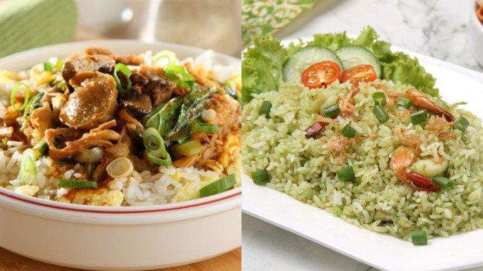 6 Resep Nasi Goreng dengan Berbagai Variasi, Masakan Rumahan Paling Cepat Buat Sarapan & Makan Malam