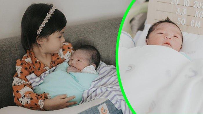 Baru Seminggu Lahir, IG Dante Oliver Putra Chelsea Olivia ...
