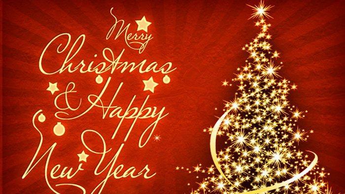 Ini Ucapan Selamat Natal dan Tahun Baru 2019 dalam Bahasa ...
