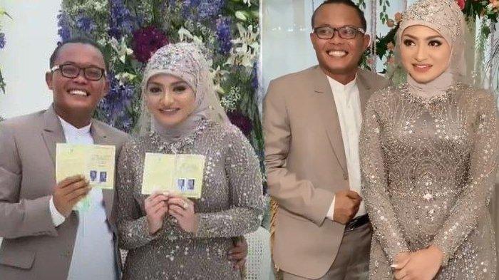 SAH Jadi Nyonya Sule, Intip Cantik & Anggunnya Nathalie Holscher Resmi Dinikahi Ayah Rizky Febian