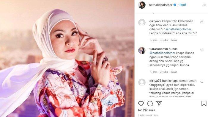 Nathalie Holscher tuai komentar dari netizen