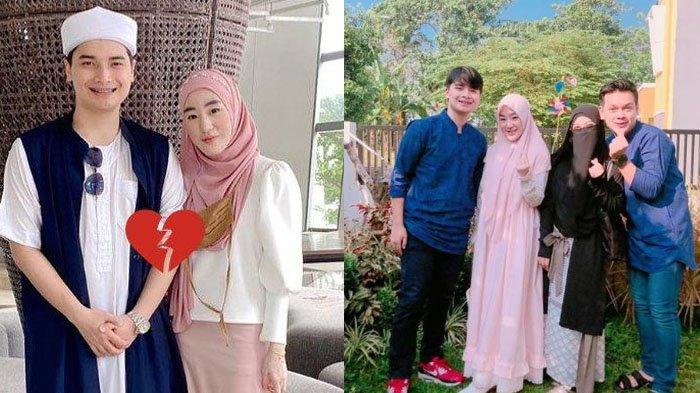 Polemik Perceraian Alvin Faiz-Larissa Chou, Natta Reza Ikut Buka Suara, Singgung Tentang 'Aib'