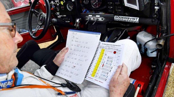 Kecepatan Tinggi, Driver dan Navigator Rally Masih Bisa Ngobrol, Inilah Kode Pacenote Navigator
