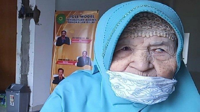 Hj Daminah digugat oleh 3 anak kandungnya karena masalah warisan.