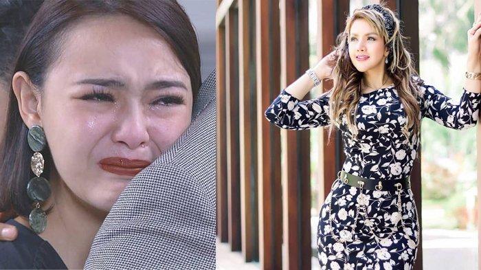 SEBUT Akting Amanda Manopo Bareng Arya Saloka Cuma Bisa Nangis, Barbie Kumalasari: Kalah Sama Aku
