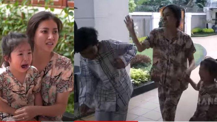 NGAMUK Thalia Nangis Histeris, Sarwendah Pukul Betrand Peto: Gak Mau Tahu, Onyo Tanggung Jawab!