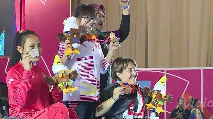 Sumbang Medali Perak di Asian Para Games 2018, Ni Nengah Widiasih Minta Maaf Karena Hal Ini