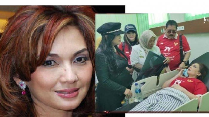 FOTO TERBARU Nia Daniaty Setelah Kecelakaan, Imaniar Rahangnya Juga Bengkak, Dorce Muntah-muntah