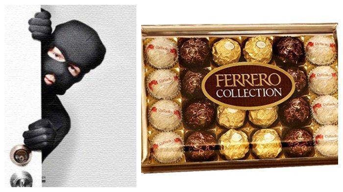 Niat Bobol Kantor, Pencuri Malah Ketiduran Setelah Temukan Lalu Memakan Cokelat Gourmet Rp 2 Jutaan