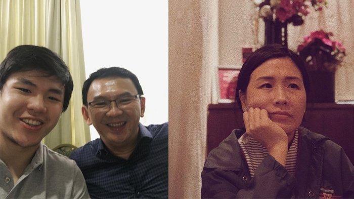 Nicholas Sean Rayakan Imlek 2019 Bersama Ahok, Ini yang Dilakukan Veronica Tan Pada Putranya