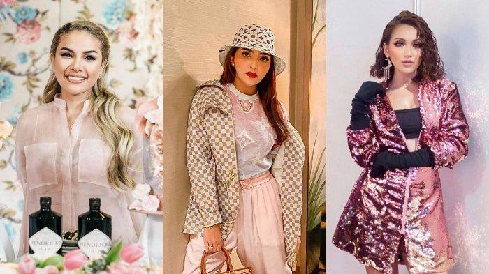 Bareng Ayu Ting Ting & Ashanty, Nikita Mirzani Masuk 10 Besar Tokoh Perempuan Tervokal di Indonesia