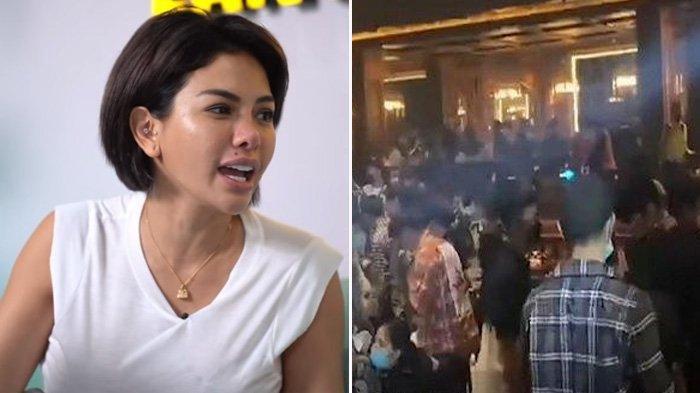 Holywings Kemang Ditutup Imbas Langgar Prokes, Nikita Mirzani si Pemilik Saham: Gue Gak Bisa Apa-apa