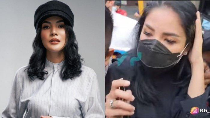 Sempat Mangkir, Nindy Ayunda Akhirnya Jalani Pemeriksaan atas Kasus Narkoba yang Menjerat Suami