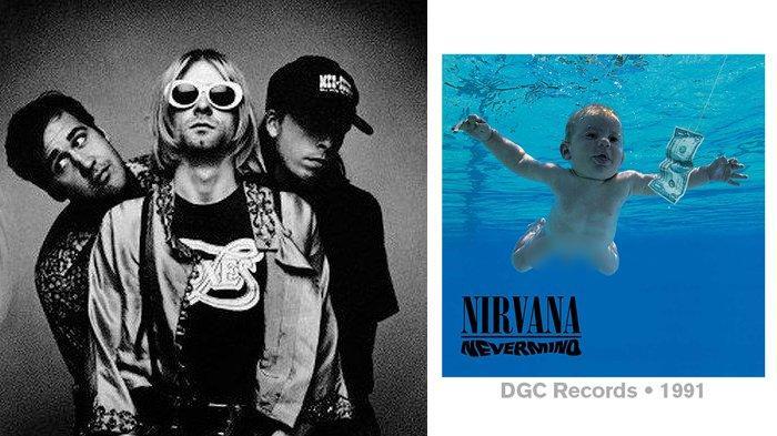 30 Tahun Nirvana Rilis Nevermind, Dikenal sebagai Album Paling Berpengaruh Sepanjang Masa