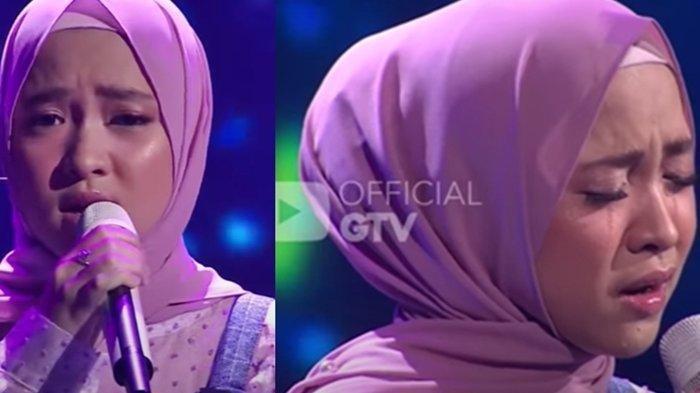 MOMEN Nissa Sabyan Khawatir Posisinya Sebagai Vokalis Bakal Diganti, Langsung Ucap Ini Pada Ayus