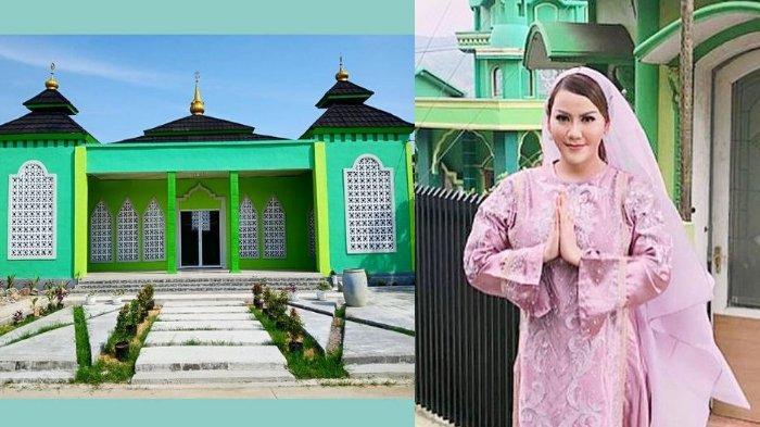 Demi Wujudkan Cita-cita Mulia, Nita Thalia Bangun Tiga Masjid: Alhamdulillah Doa-doaku Terkabul