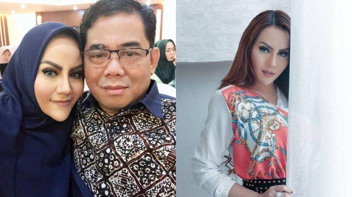 DULU Ngotot Minta Bercerai, Kini Nita Thalia Menyesal Usai Mantan Suami, Nurdin Rudythia Meninggal
