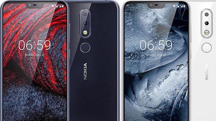 Nokia 6.1 Plus Resmi Rilis di Indonesia, HMD Global Berikan Perluasan Penyimpanan Mencapai 400 GB