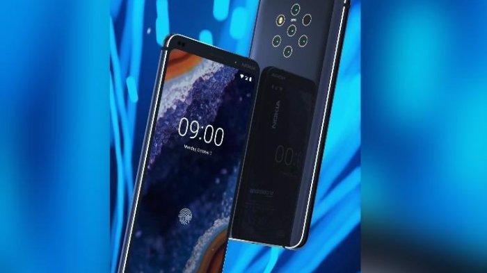 Diluncurkan 24 Februari 2019, Nokia 9 Pureview Kabarnya Akan Punya 5 Lensa Kamera Belakang