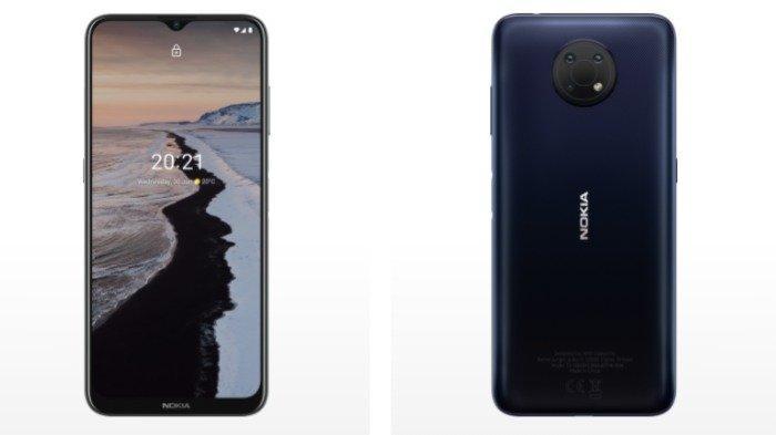 Nokia G10 Segera Meluncur di Indonesia, Berikut Spesifikasi dan Harganya