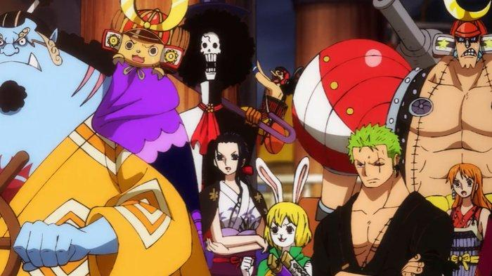 Link Nonton Anime One Piece Episode 983 Hari Ini di iQIYI, Topi Jerami Mendarat di Onigashima