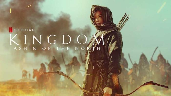 Nonton Streaming Kingdom: Ashin of the North, Drakor Seru Dibintangi Jun Ji Hyun dan Park Byung Eun