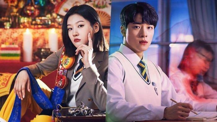 Nonton Streaming Excellent Shaman Go Doo Shim Episode 1-12, Dibintangi Kim Sae Ron dan Nam Da Reum