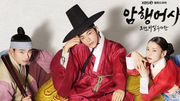 Nonton Streaming Secret Royal Inspector Episode 1-16, Drama Korea Bertema Sejarah Berbumbu Komedi