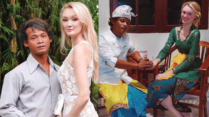 POPULER Kabar Terbaru Nur Khamid, Pria yang Nikahi Bule Cantik, Polly Alexandria Singgung Kenangan