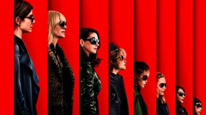 Sinopsis Film Ocean's 8, Petualangan Para Wanita Mencuri Kalung Berlian di Met Gala!