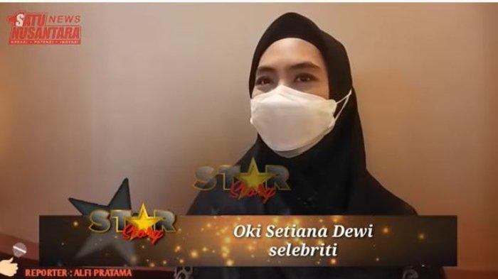 Oki Setiana Dewi beberkan pernikahan Ria Ricis dan Teuku Ryan.