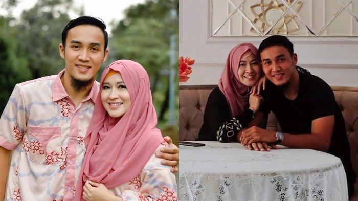 Okie Agustina dan Gunawan Dwi Cahyo rayakan 8 tahun usia pernikahan