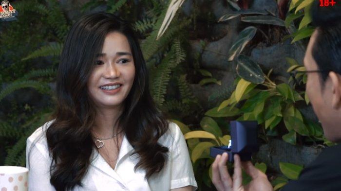 Olivia kekasih Denny Sumargo