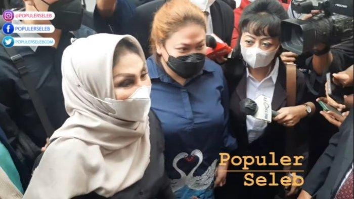 Olivia Nathania jalani pemeriksaan di Polda Metro Jaya