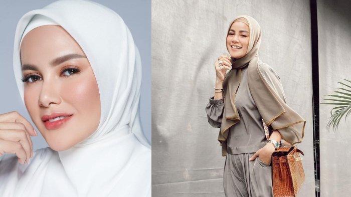 Olla Ramlan Ulang Tahun ke-41, Intip 5 Foto Transformasi Istri Aufar Hutapea yang Cantik sejak Muda