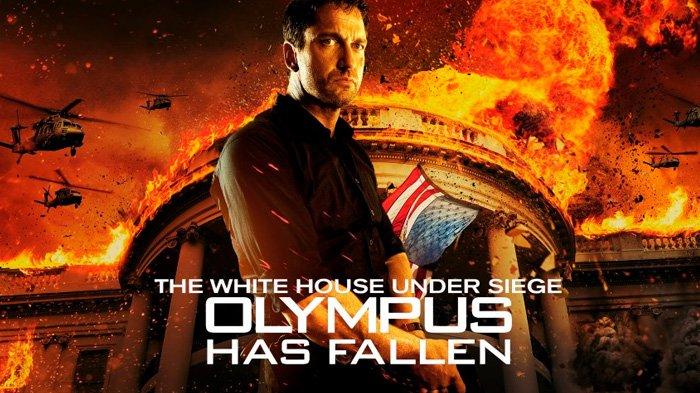 Sinopsis Olympus Has Fallen, Teroris Korea Utara Masuk ke Gedung Putih, Saksikan Malam Ini