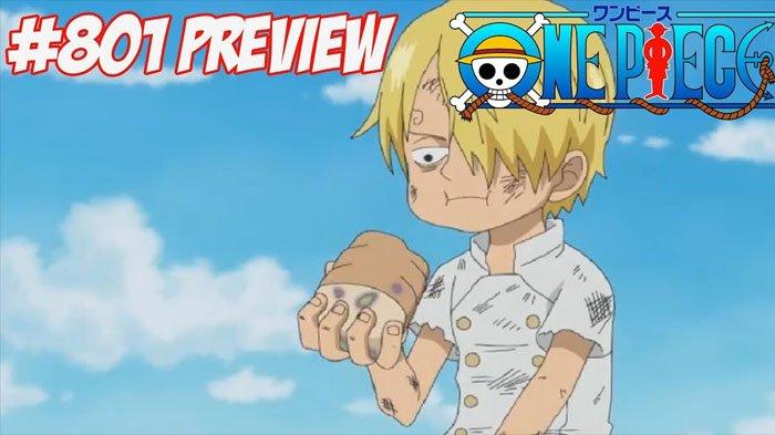 One Piece Episode 801 Bikin Haru Masa Kecil Sanji Yang Menyedihkan Dan Pengorbanan Owner Zeff Tribunstyle Com
