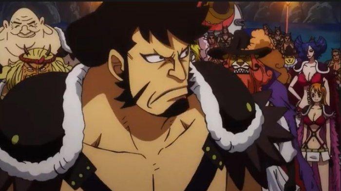 Cuplikan anime One Piece Episode 988