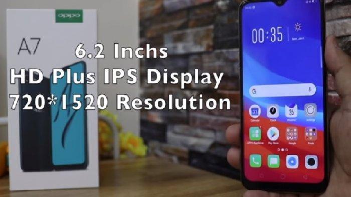 Spesifikasi Lengkap Oppo A7, Dari Harga, Review, Varian Warna, Info Promo dan Testimoni Pembeli