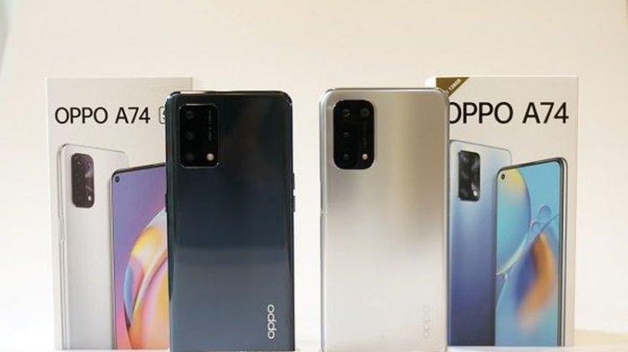 Harga dan Spesifikasi Lengkap Oppo A74 5G. Hadir dengan Qualcomm Snapdragon 480, 5G Murah!