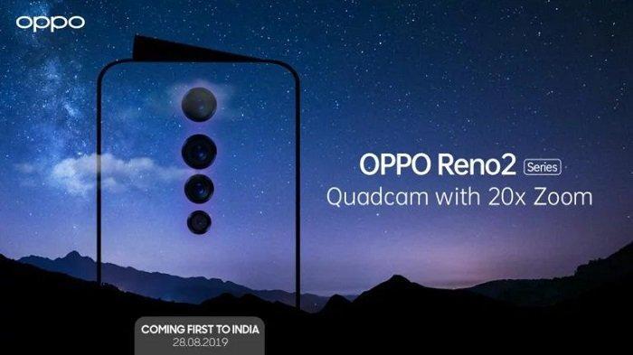 Oppo Siap Luncurkan Ponsel Terbarunya Reno 2, Reno 2Z, dan Reno 2F, Bocoran Harga & Spesifikasinya