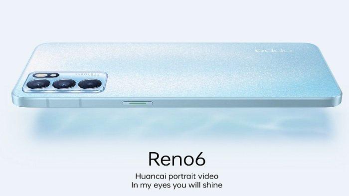 Hadir di Indonesia 15 Juli 2021, Ini Bocoran Spesifikasi Lengkap Oppo Reno6, Unggul di Kamera