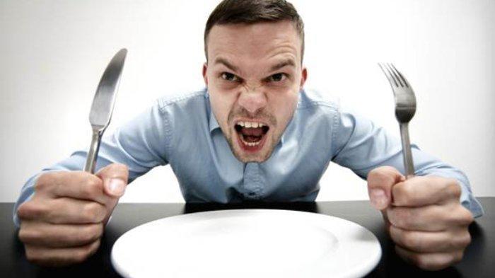 Penyebab Orang Jadi Gampang Marah Ketika Merasa Lapar, Kenapa Jadi Temperamental Saat Belum Makan?