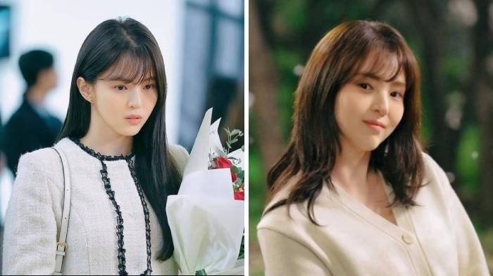 Harga Outfit Han So Hee yang Tampil Chic Ini di Drama Korea Nevertheless